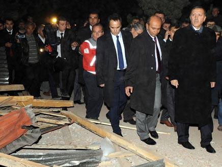 ראש ממשלת טורקיה ארדואן - דואג לכבוד הלא