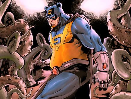 ביפ קומיקס - פלאפל מן - חוברת חדשה ב11.11
