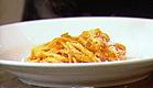 פסטה טרייה ברוטב עגבניות (תמונת AVI: mako)