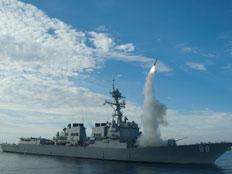"""דיווח: """"אירן ערכה ניסוי טילים במצרי הורמוז"""""""