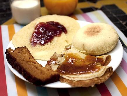 ארוחת בוקר מרוקאית - ארוחות בוקר בעולם