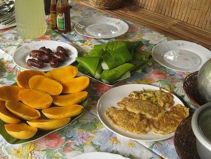 ארוחת בוקר פיליפינית - ארוחות בוקר בעולם