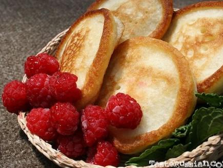 ארוחת בוקר רוסית - ארוחות בוקר בעולם