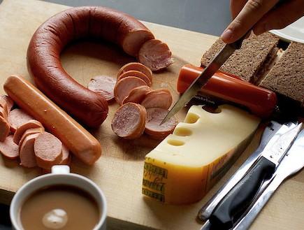ארוחת בוקר גרמנית מסורתית - ארוחות בוקר בעולם