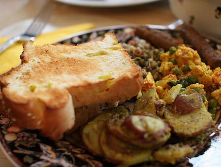 ארוחת בוקר הודית - ארוחות בוקר בעולם