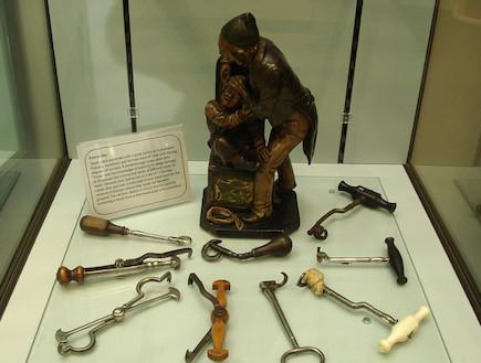 מוזיאון התאחדות רפואת השיניים, לונדון -המוזיאונים המגניבים בעולם