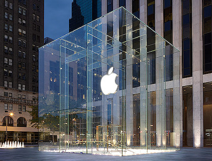 """חנות אפל בניו יורק, ארה""""ב (צילום: אתר רשמי)"""