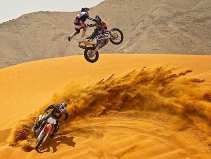 אופנועים (צילום: לין ממרן)