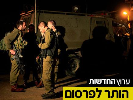 הותר לפרסום: נעצרו 2 חוליות טרור שביצעו פיגועים. צ (צילום: חדשות 2)