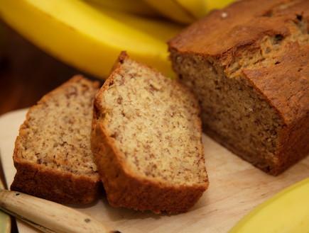 עוגת בננה (צילום: istockphoto ,istockphoto)
