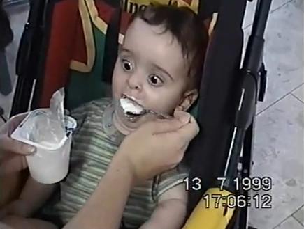 הילד הכי רעב בישראל