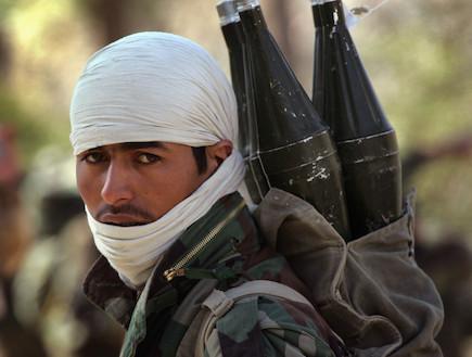 לוחם טליבאן (צילום: אימג'בנק/GettyImages ,getty images)
