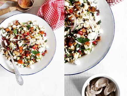 סלט פתיתים ובטטות (צילום: אפיק גבאי ,אוכל טוב)