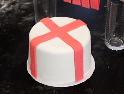עוגת יומולדת - רמת קושי גבוהה, שלב רביעי