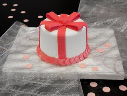 עוגת יומולדת - רמת קושי גבוהה, שלב חמישי