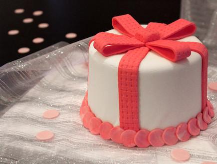 עוגת יומולדת - רמת קושי גבוהה, מוכן