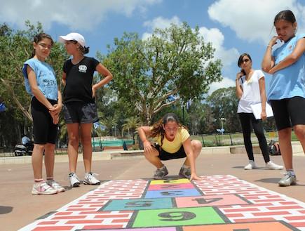 תחרות משחקי רחוב 2 (צילום: לין ממרן)