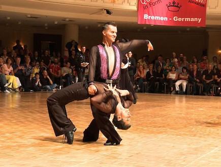 ריקודים סלוניים לגייז 2