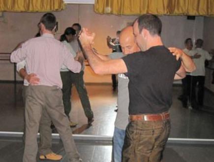 ריקודים סלוניים לגייז