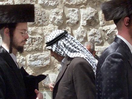 מנתוני הדוח עולה: אין חופש דת בישראל (צילום: רויטרס)