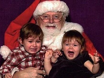 ספיישל חג המולד: שחרר אותי סנטה