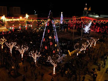 חג מסביב לעולם (צילום: AP)