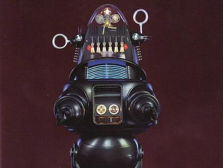 צעצועים יקרים - רובוט