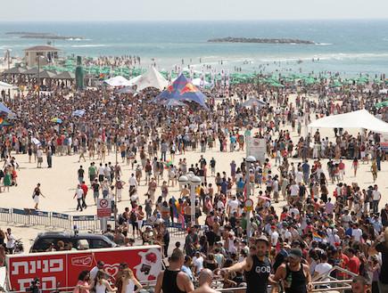 מצעד הגאווה תל אביב 2011