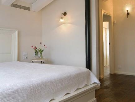 חדר שינה אחרי שיפוץ 3 - נורית גפן2 (צילום: אסנת חדד)