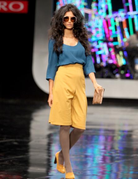 תצוגת אופנה קסטרו 2011