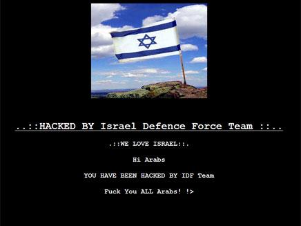 תגובה ישראלית לפריצות אתמול (צילום: חדשות 2)