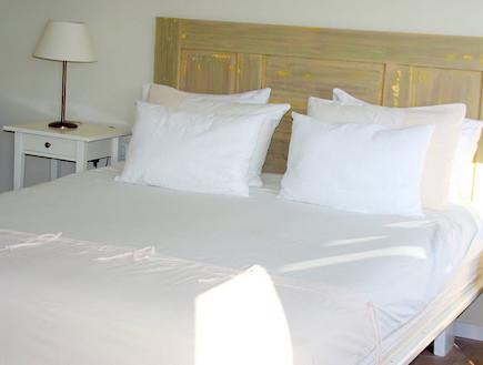 חדר שינה אחרי שיפוץ - מעיין מנור ורוית רזניק (צילום: סטודיו Details)