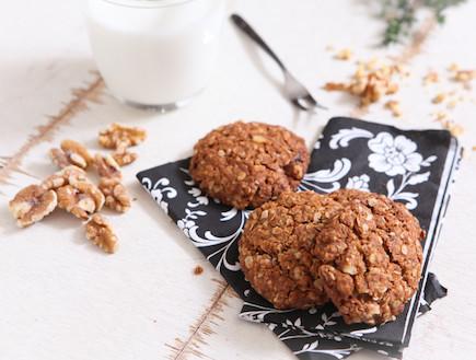 עוגיות קוואקר של טעימא