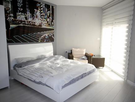 חדר שינה אחרי שיפוץ - הדר דור3