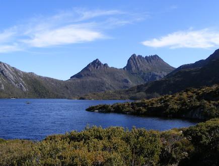 הר קררידל, הכניסה למסלול