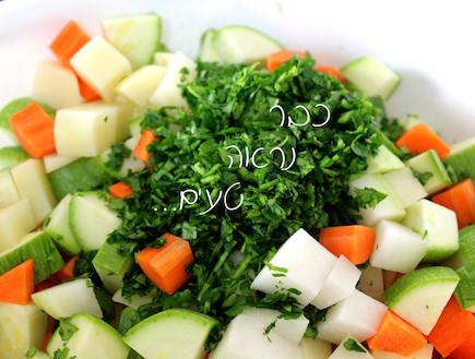 מרק ירקות 5