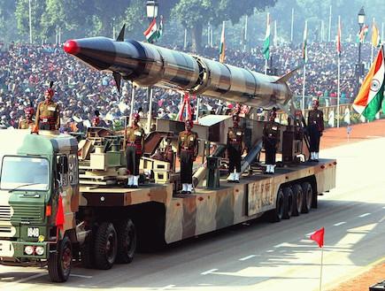 טיל בליסטי בצבא הודו