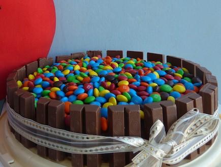 עוגת עולם הממתקים(morcake)
