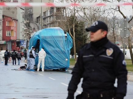 פיגוע טרור באיסטנבול. ארכיון (צילום: AP)