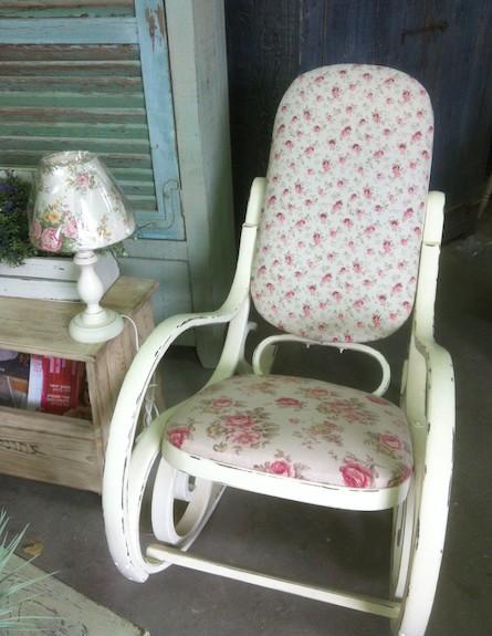 כיסא נדנדה, פינות