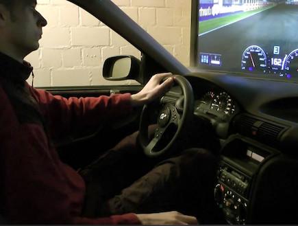 סימולטור הנהיגה המושלם