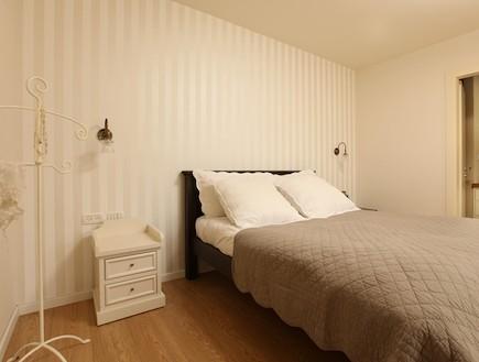 חדר שינה אחרי שיפוץ - הלל אדריכלות6 (צילום: מושיק כהן)