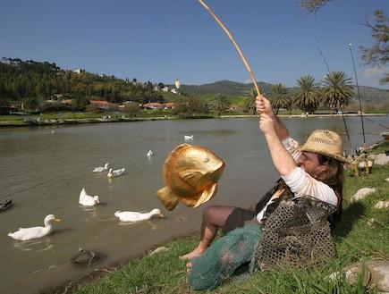 דג בכפר צילום יואב בכר