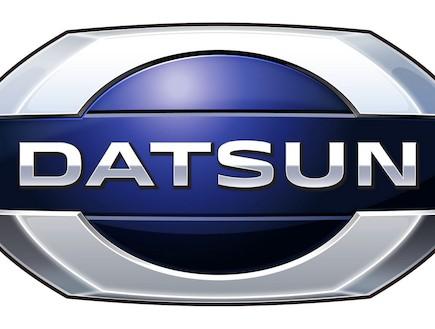 הלוגו החדש של דאטסון
