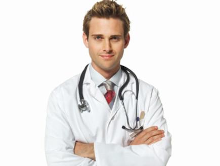 רופא צעיר ויפה (צילום: אימג'בנק / Thinkstock)