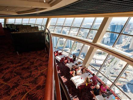 המסעדה על גג העולם
