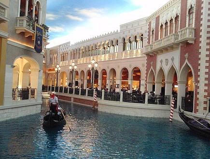 מלון ונציה בלאס וגאס