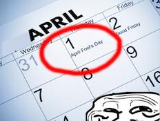 אחד באפריל (אילוסטרציה)