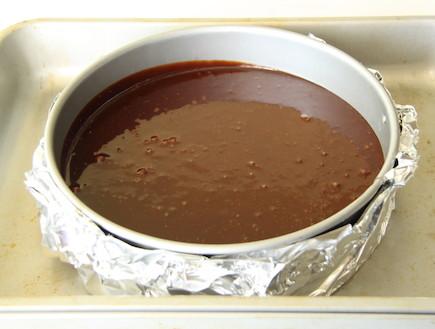 עוגת שוקולד לפסח 5
