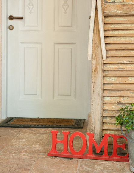 כניסות לבית. הרמוניה בכניסה לבית של ליאורי אלון